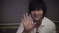 [CF] 2013 도요타 캠리 - 원&온리2 : 이민호인터뷰