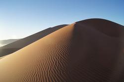 [나미비아] 나미비아에서 열심히 달리고 있습니다.