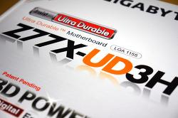 [1부] GIGABYTE GA-Z77X-UD3H, 갖출것은 모두 다 갖춘 중급형 메인보드