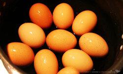 [요리] 자취남의 훈제 계란 만들기 도전