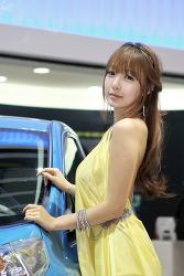 2011 Seoul Motor Show - 현지(김현진) # 1