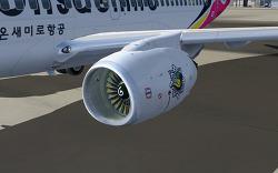 B737-700 winglet (PMDG)