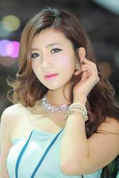 2012 부산모터쇼 르노 삼성 이채은 님 'ㅡ' # 3