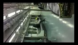 지하철에서 담배핀 여성 폭행 동영상! 이 여자가 분당선에서 담배핀 분인가?ㅡㅡa