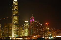 본격! 나홀로 홍콩 - 5, 심포니 오브 라이트 (빅토리아 하버의 홍콩야경)