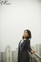 모델 '박솜' #001