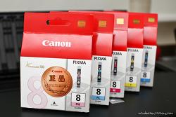 Canon Pro 9000 Mark II -  잉크 보급 완료 ^^