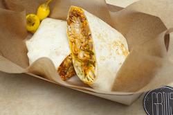 Grill5taco - Burrito / Short Rib, Spicy Pork, Double Spicy Chicken