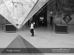 I.M.Pei 의 유리 피라미드