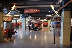 스톡홀름 대중교통 박물관(Spårvägsmuseet)