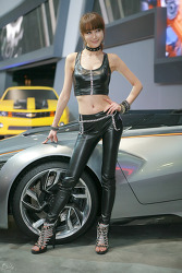 2011 Seoul Motor Show - 전예희 # 2