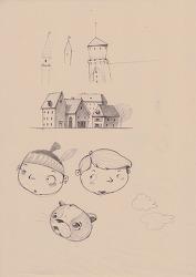 [스케치] 모듬 스케치들