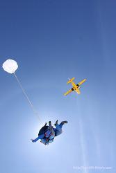 인생 최고의 경험, 스카이다이빙. 체코 프라하의 하늘을 날다 !
