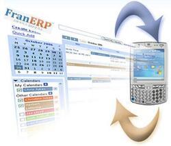 프랜차이즈 기업용 ERP시스템 개발