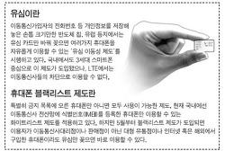 """이통사들의 꼼수 """"소비자 유심 이동 막아라"""""""