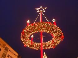베를린의 크리스마스시장 2011.