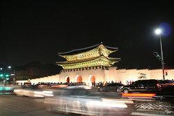 경복궁 야간개장 - 고즈넉한 고궁의 모습은...