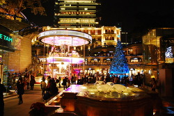 본격! 나홀로 홍콩 - 6, 침사추이, 페닌슐라 호텔,템플스트릿마켓