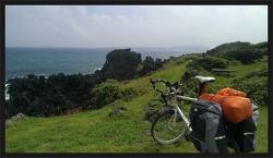 제주도 자전거여행(1).. 2011년 여름 끝무렵