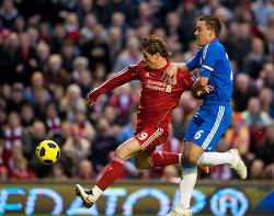 리버풀 첼시, 토레스의 환상적인 골