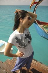느뤼 깨비 2007 겨울여행! #3 <두바이~몰디브(하쿠라후라)>