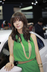 2011 Seoul Motor Show - 윤승연 # 2
