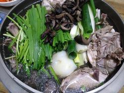 왕송호수 맛집 능이버섯 백숙 전문점 능이야 의왕 본점 - 레일바이크 맛집