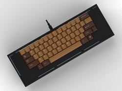keycap colour design