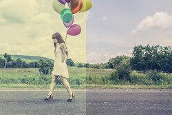 포토샵 초보 강좌 빈티지 효과 (Photoshop Vintage Photo Effect)