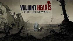 "2D 횡스크롤 RPG 게임의 재미! ""밸리언트 하츠 : 더 그레이트 워 (Valiant Hearts : The Great War)"""