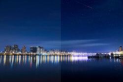 포토샵 CS6 강좌 별 하늘 효과 (Photoshop CS6 Starry Night Sky Effect )
