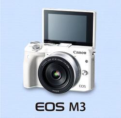 EOS M3 출시 임박! 스펙과 디자인, 그리고 촬영 사진