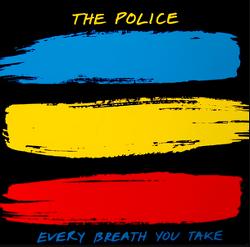 The Police(더 폴리스) - Every Breath You Take [가사/듣기/해석/뮤비]