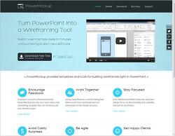 기획자의 유용한 프로그램 PowerMockup to 파워포인트