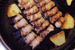 고기의 신세계 - 성남모란맛집 맛찬들