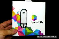 스마트폰용 3D스캐너, Bevel 3D 개봉기 및 첫 사용기!