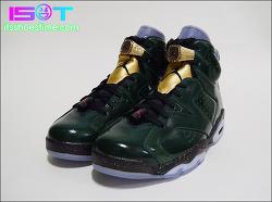 "Air Jordan 6 Retro ""Celebration Collection - Champagne"" - IST Review | 에어 조던 6 리트로 ""셀레브레이션 컬렉션 - 샴페인"" - 잇츠슈즈타임 리뷰"