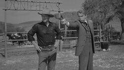 리버티 밸런스를 쏜 사나이 (The Man Who Shot Liberty Valance, 1962)
