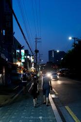 일상의 여름밤