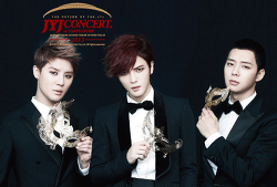 2013 4 02 ~ 2013 4 03 2013 JYJ Japan Concert in Tokyo Dome 'The Return of the JYJ'