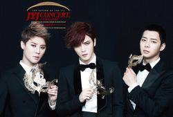 2013 4 02 ~ 2013 4 03 2013 JYJ Japan Concert in Tokyo Dome 'The Return of the JYJ'