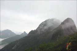 20150719 설악산 (우중산행)