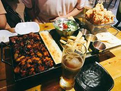 [맛집] 센치한닭[동성로, 대구 시내, 야시골목, 클럽골목, 대구 맛집, 대구]