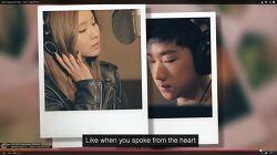 Talk To Me (톡투미) - 투개월 (김예림, 도대윤) < 뮤직비디오 MV  >