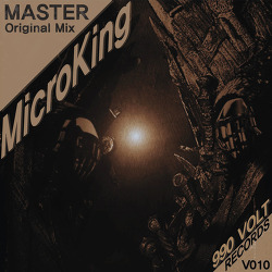 [990VOLT Records] MicroKing - Master (Preview Ver.)