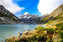 뉴질랜드 지질답사여행32 - 마운트 쿡 (2) 후커밸리 트레일