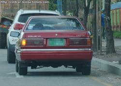 현대자동차 스텔라 1.8i (Hyundai Stellar) 목격