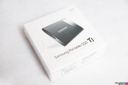 삼성 포터블 SSD, 차원이 다른 성능편