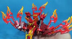 레고 70221 키마의 전설 플링크스의 얼티밋 불사조 조립 리뷰 Lego Chima Flinx's Ultimate Phoenix