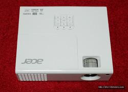 가성비 극강 에이서 H6510BD 프로젝터 (부제: 미니빔 졸업하다)